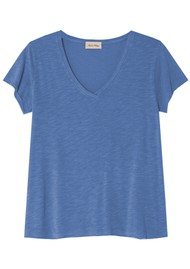 American Vintage Jacksonville Short Sleeve T-Shirt - Vintage Galaxy