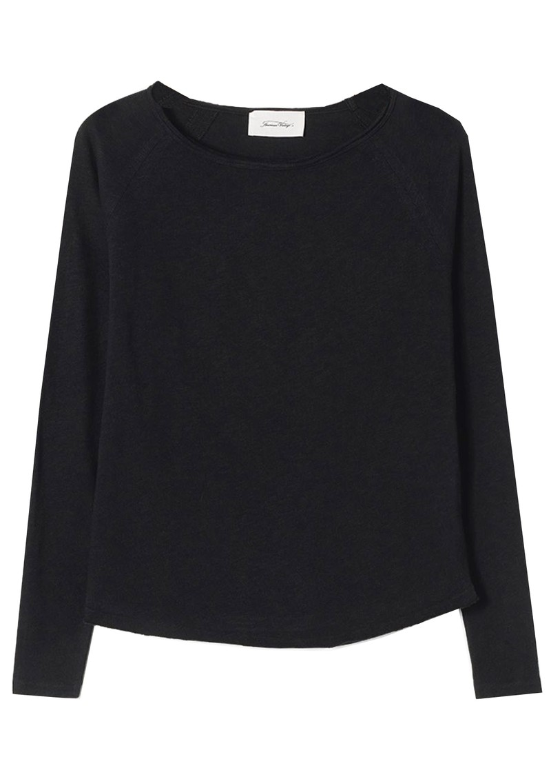 Sonoma Long Sleeve Top - Black main image