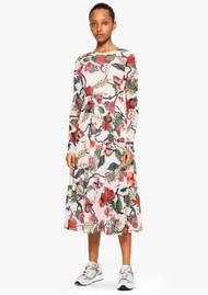 BAUM UND PFERDGARTEN Jocelina Dress - Cream Floral