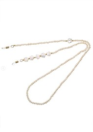 TALIS CHAINS Shooting Star Pearl Beaded Glasses Chain - Multi
