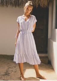 Rails Ashlyn Linen Mix Dress - Levanzo Stripe