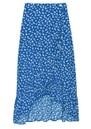 Rails Nova Skirt - Cobalt Floating Daisy