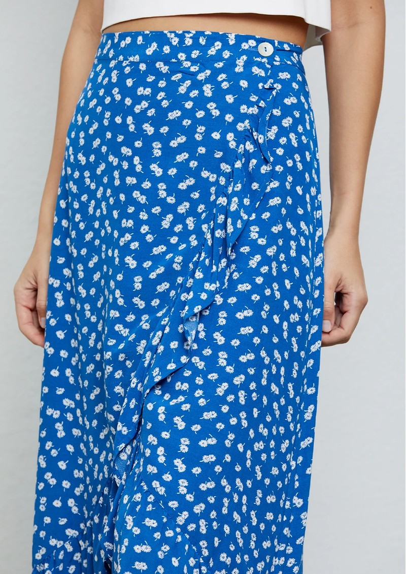 Rails Nova Skirt - Cobalt Floating Daisy main image
