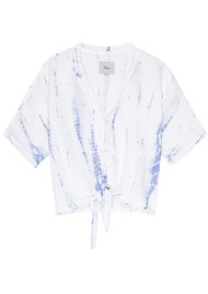 Rails Thea Top - Cloud Tiedye