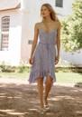 Rails Frida Dress - Sky Blue Daisies