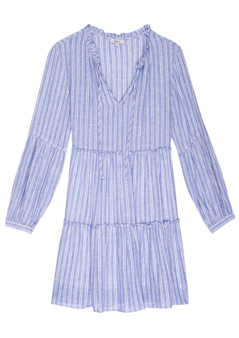 Everly Dress - Ludlow Stripe main image