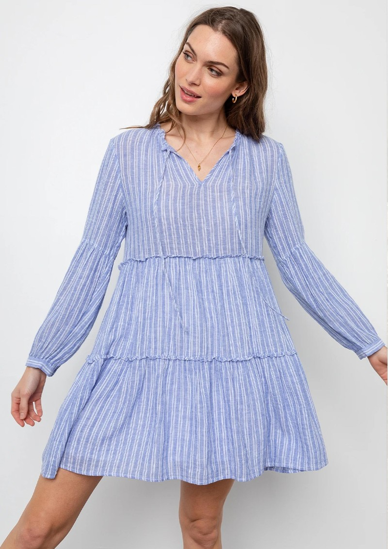 Rails Everly Dress - Ludlow Stripe main image
