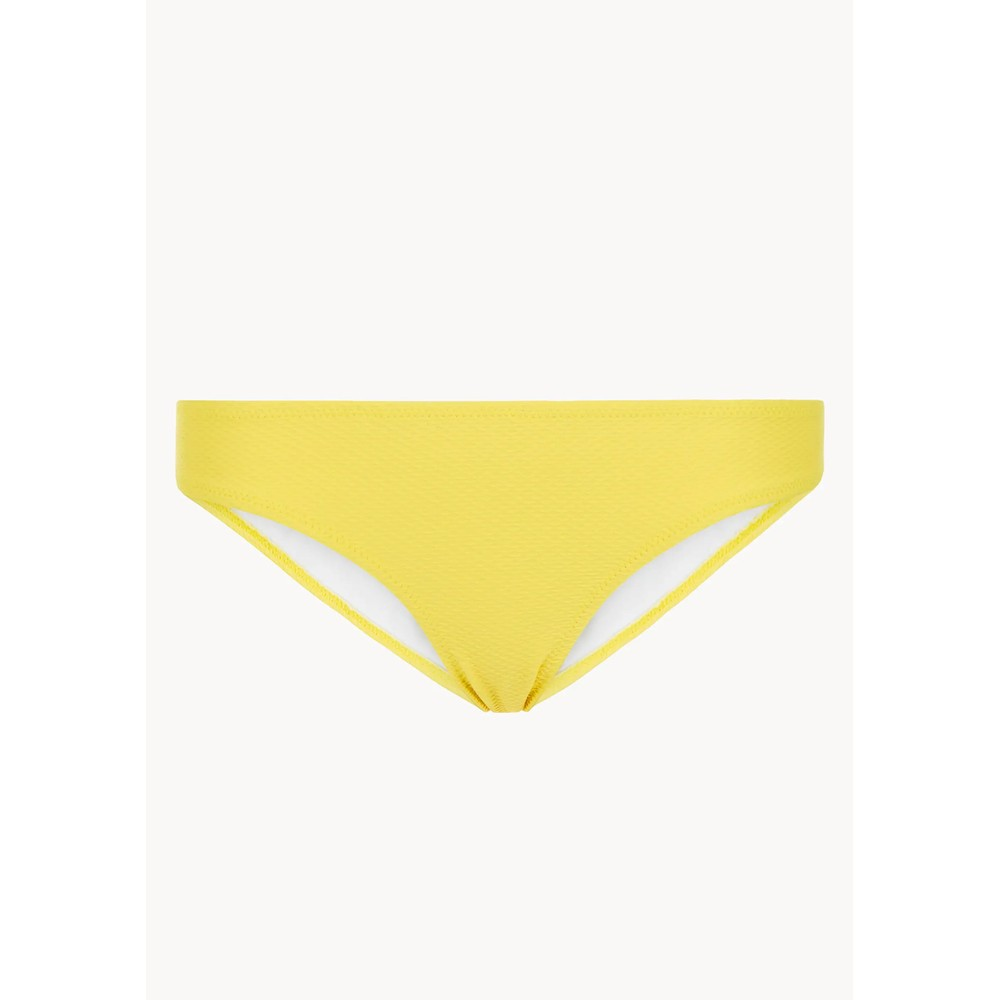 Cancun Hipster Bottoms- Yellow