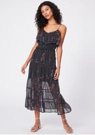 Paige Denim Kalani Dress - Black Multi