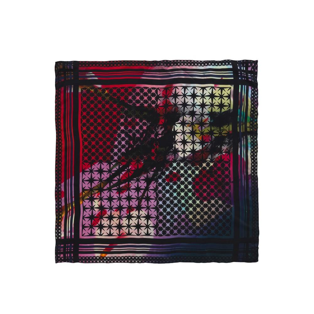 Phoenio Sia Silk Scarf - Multi