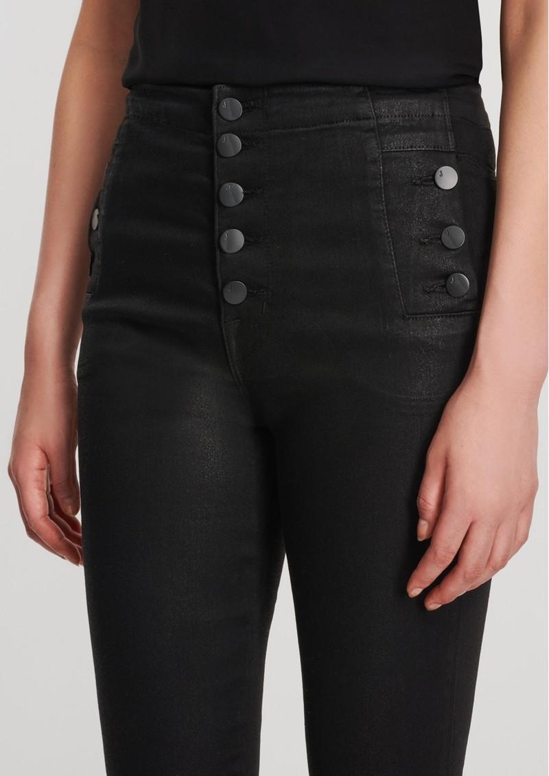 J Brand Natasha Sky High Ultra Skinny Jeans - Fearful main image