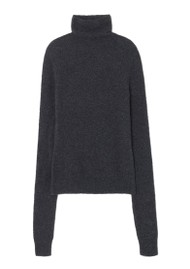 American Vintage Damsville Roll Neck Jumper - Shower Melange