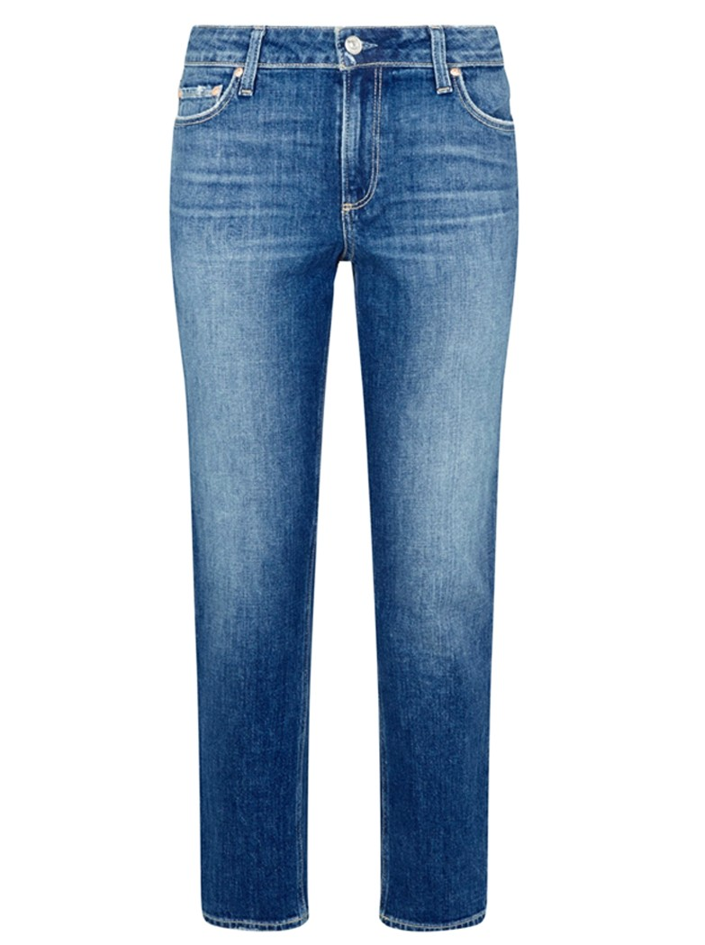 Paige Denim Brigitte High Rise Slim Fit Boyfriend Jeans - Bazaar main image