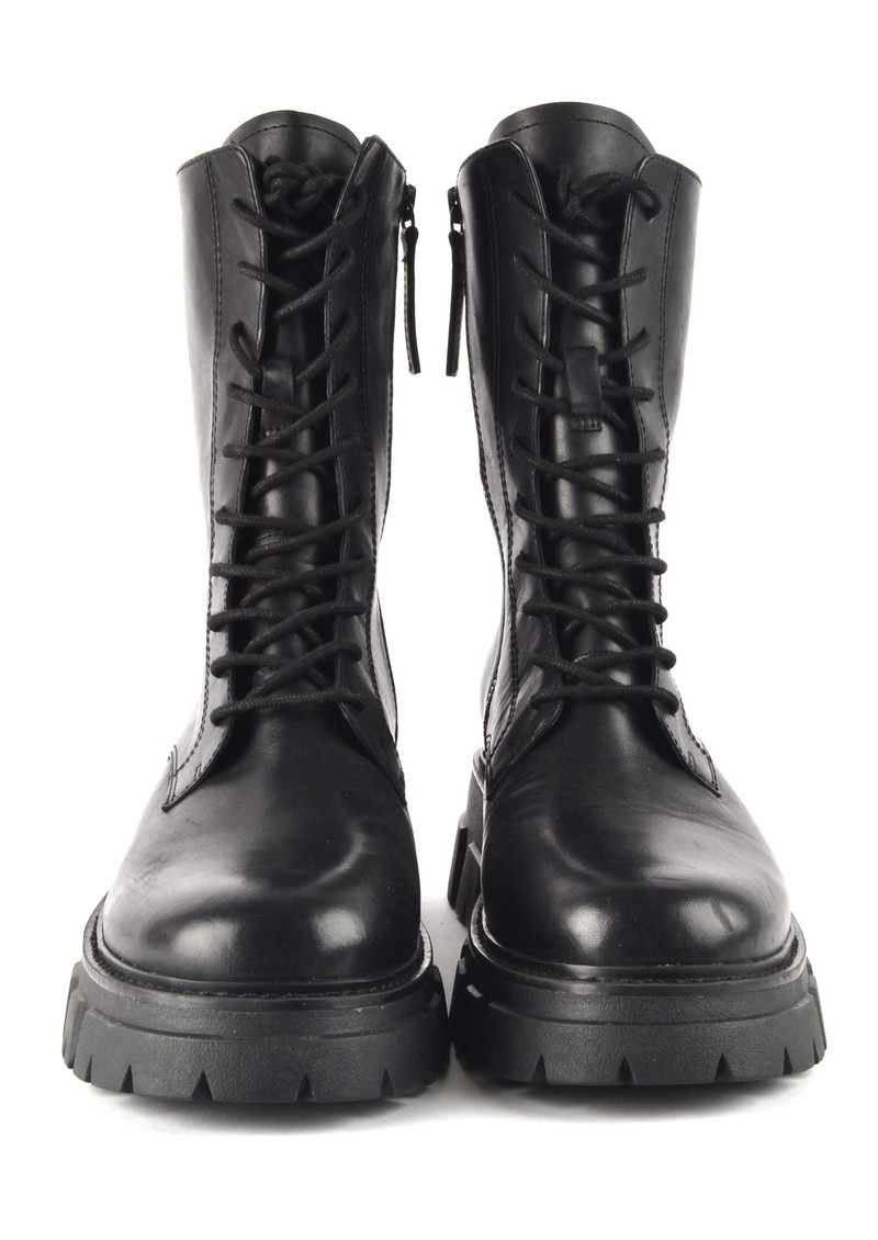Ash Liam Biker Boot - Black main image