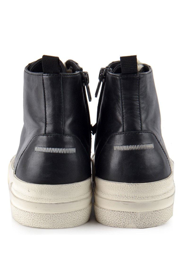 Ash Ghibly Bis Trainers - Black main image