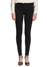 J Brand Sophia Mid Rise Super Skinny Eco Wash Jeans - Shadow