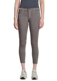 J Brand 9326 Low Rise Crop Skinny Jeans - Knots