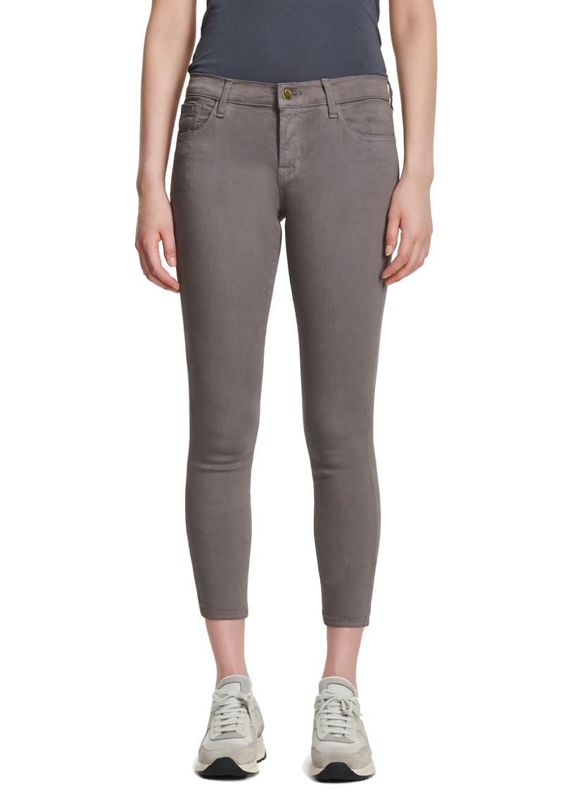 J Brand 9326 Low Rise Crop Skinny Jeans - Knots main image