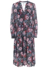 DEA KUDIBAL Cathrin Silk Dress - Flowerfield