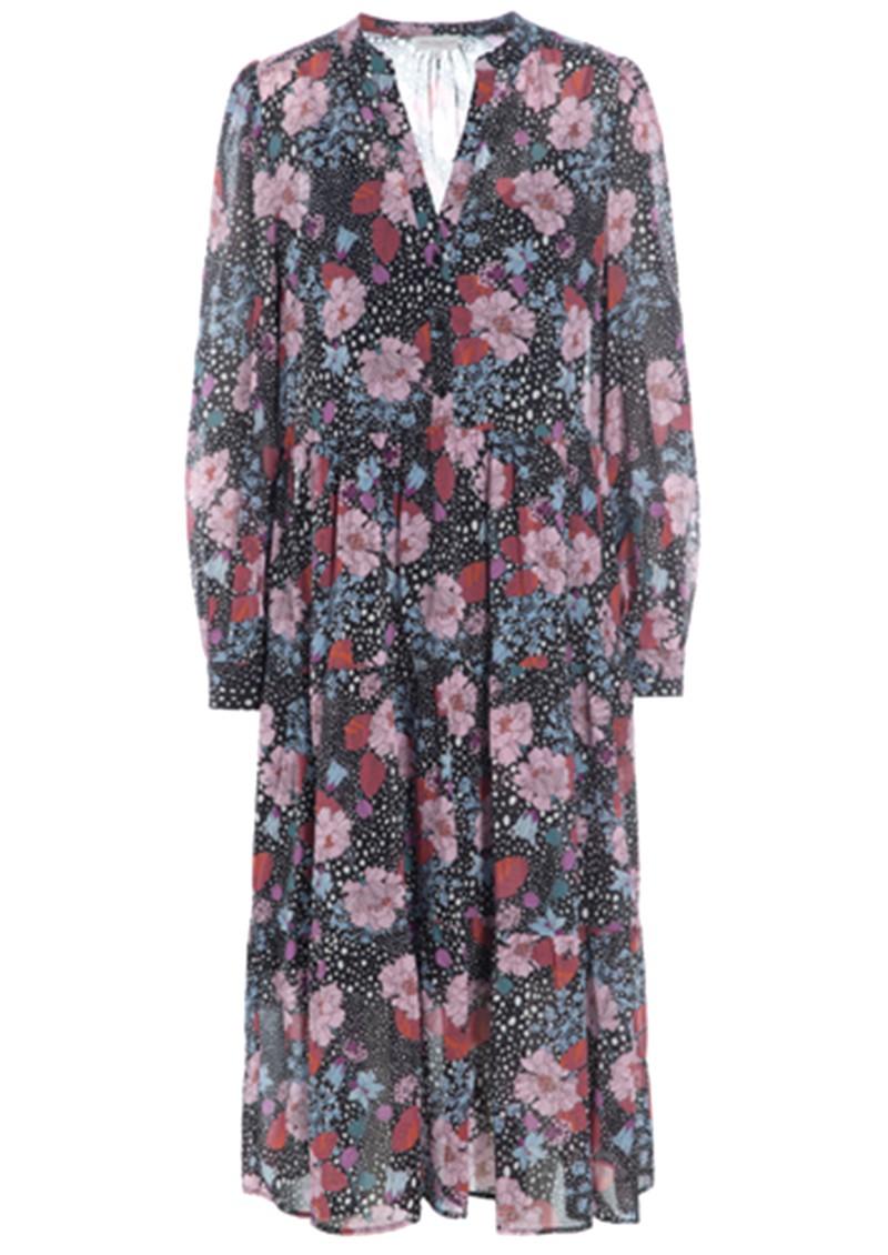 DEA KUDIBAL Cathrin Silk Dress - Flowerfield main image