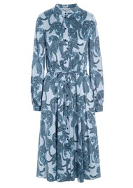 DEA KUDIBAL Marly Silk Dress - Animal