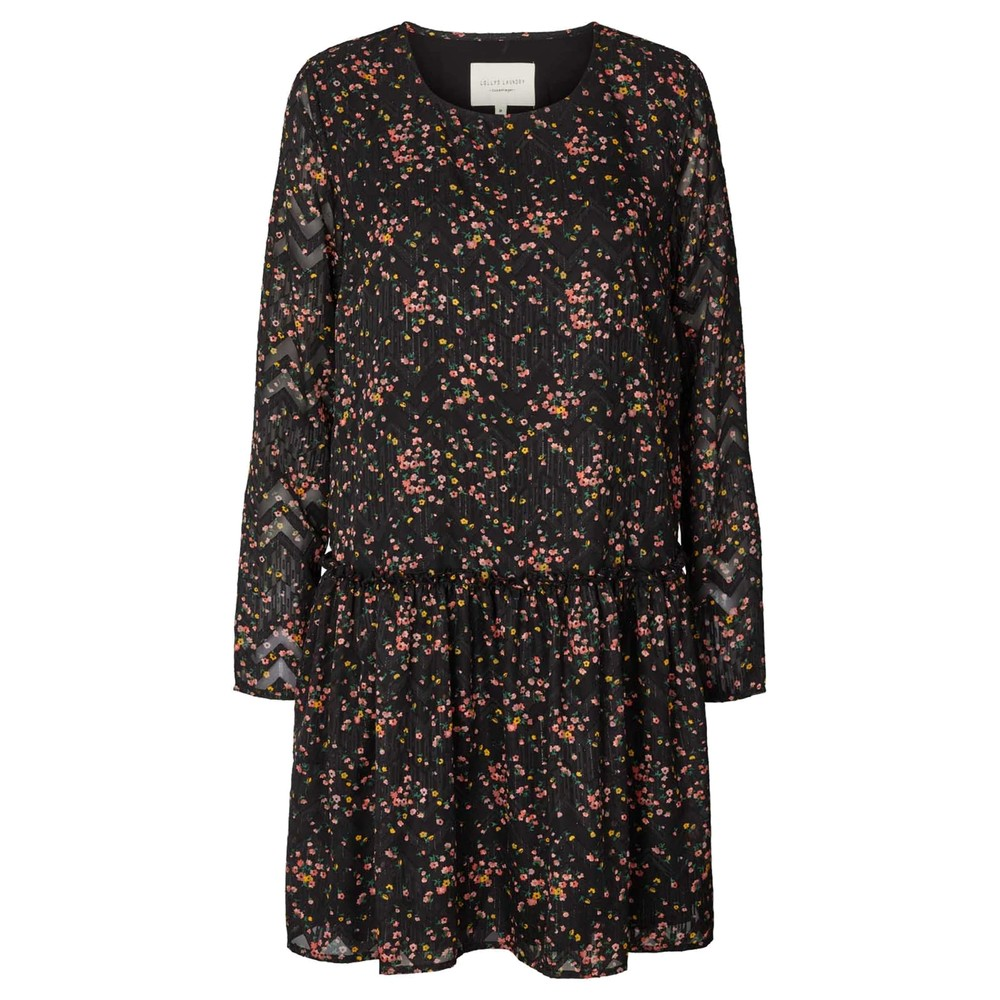 Gili Printed Dress - Flower Print