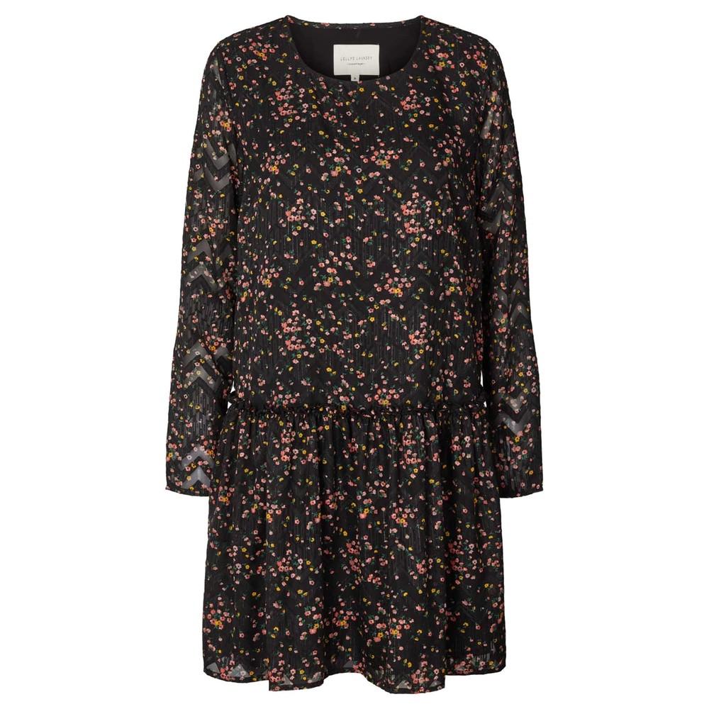 Gili Printed Dress - Flower Print