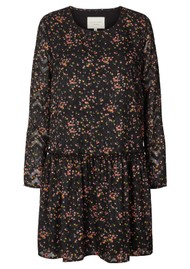 LOLLYS LAUNDRY Gili Printed Dress - Flower Print