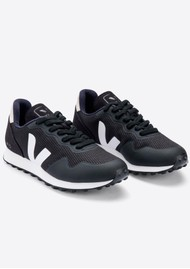 VEJA SDU RT B-Mesh Trainers - Black & White