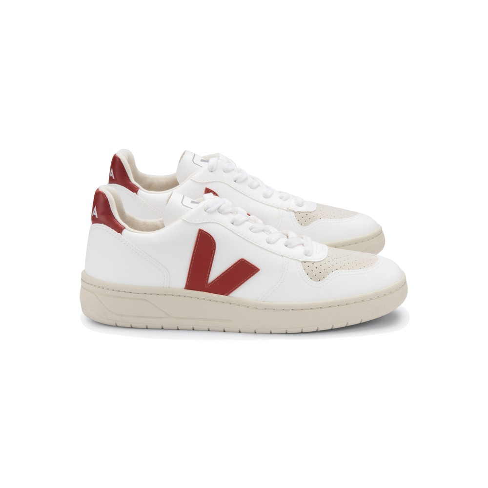 V-10 CWL Trainers - White Rouille