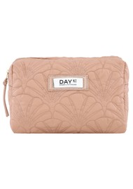 DAY ET Day Gweneth Q Fan Beauty Bag - Brush Beige