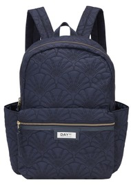 DAY ET Day Gweneth Q Fan Back Pack - Blue Nights