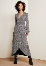 FABIENNE CHAPOT Natasja Tara Dress - Forget me Nuts Reversed