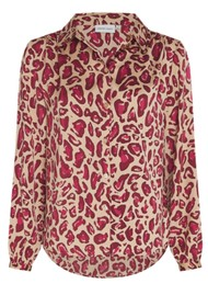 FABIENNE CHAPOT Mira Blouse - Cherry Cat