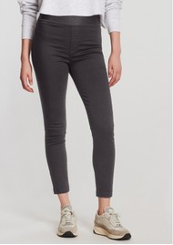 J Brand Dellah High Rise Super Skinny Leggings - Blade