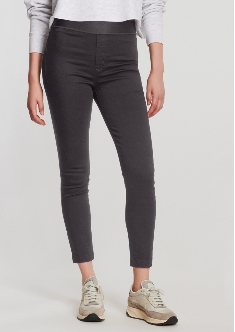 Dellah High Rise Super Skinny Leggings - Blade main image