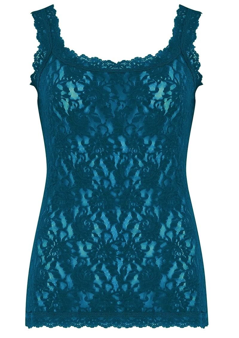 Hanky Panky Unlined Lace Cami - Oxford main image
