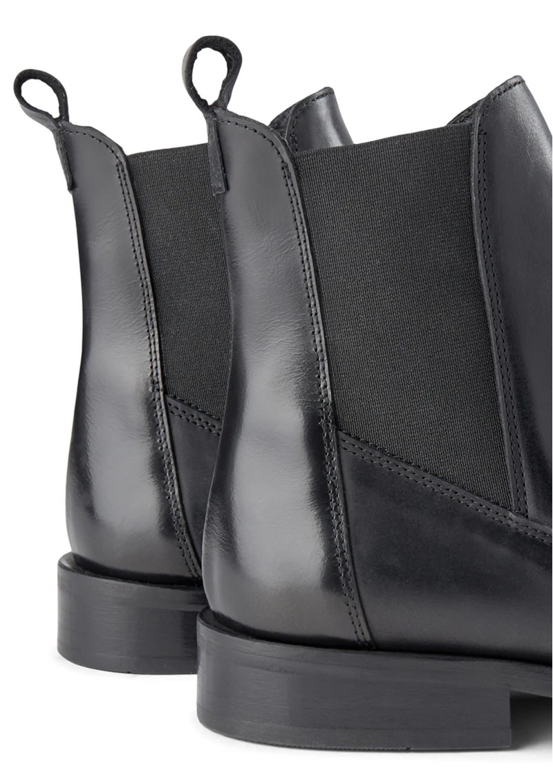 SHOE THE BEAR Finna Leather Chelsea Boot - Black main image