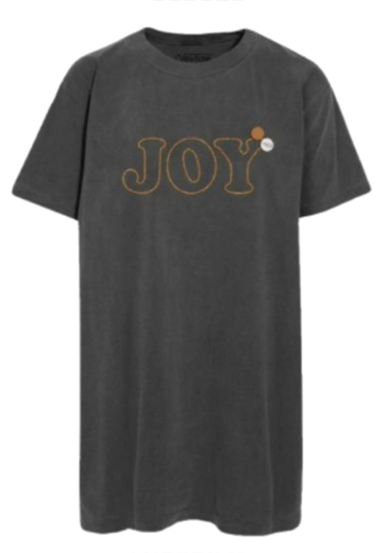 NEWTONE Joy T-Shirt Dress - Pepper main image