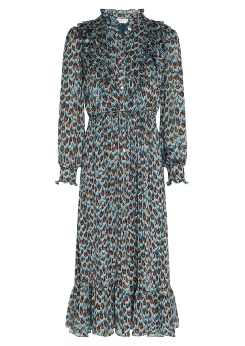 FABIENNE CHAPOT Fia Dress - Peacock Party main image
