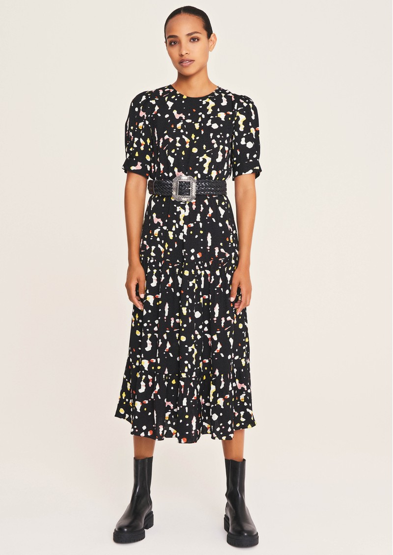 Ba&sh Tonya Dress - Black main image