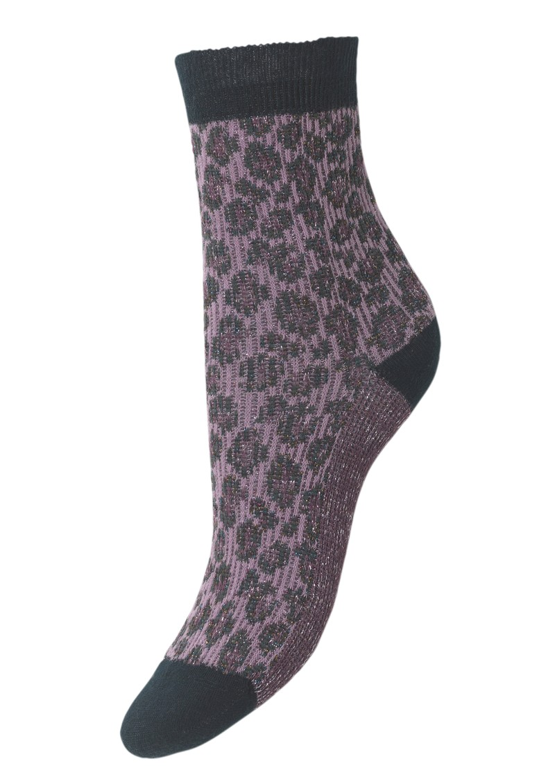 Becksondergaard Leo Glammy Socks - Keepsake Lilac main image