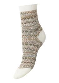 Becksondergaard Multi Athena Socks - White