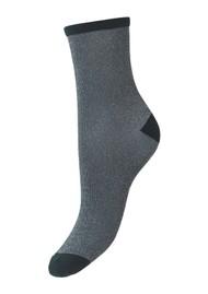 Becksondergaard Dina Solid Socks - Darkest Spruce