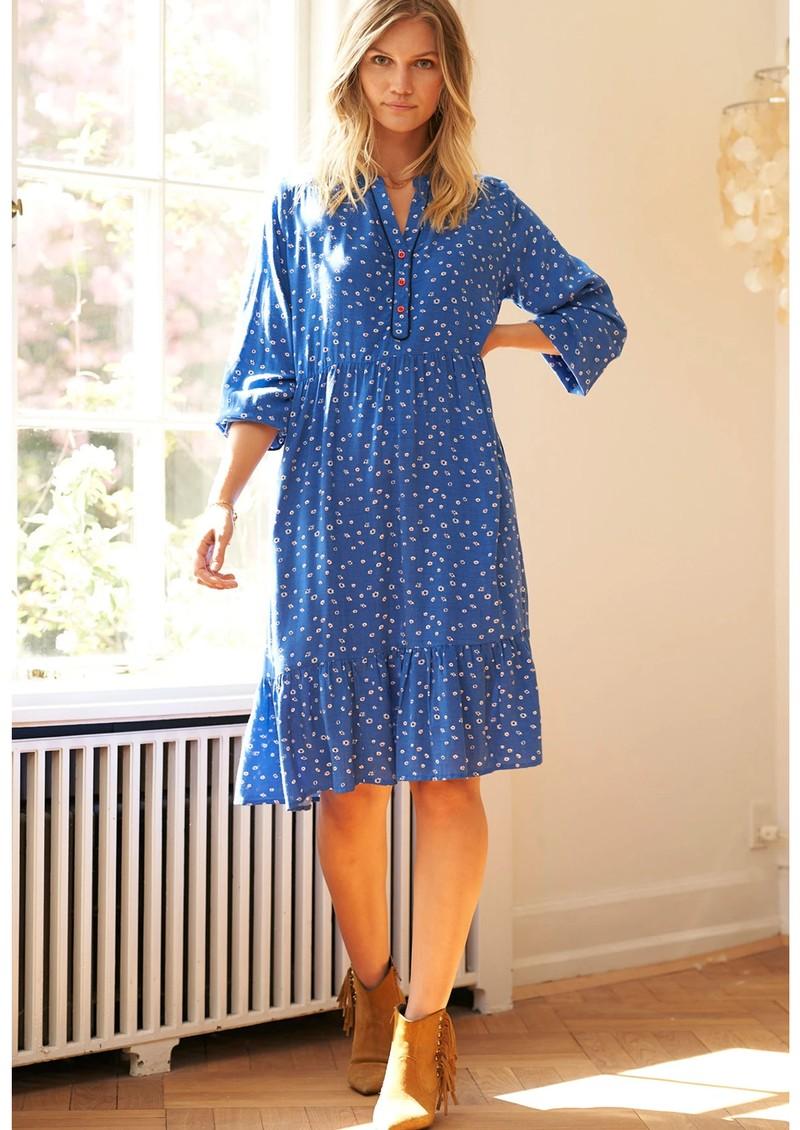 LOLLYS LAUNDRY Audrey Dress - Blue main image