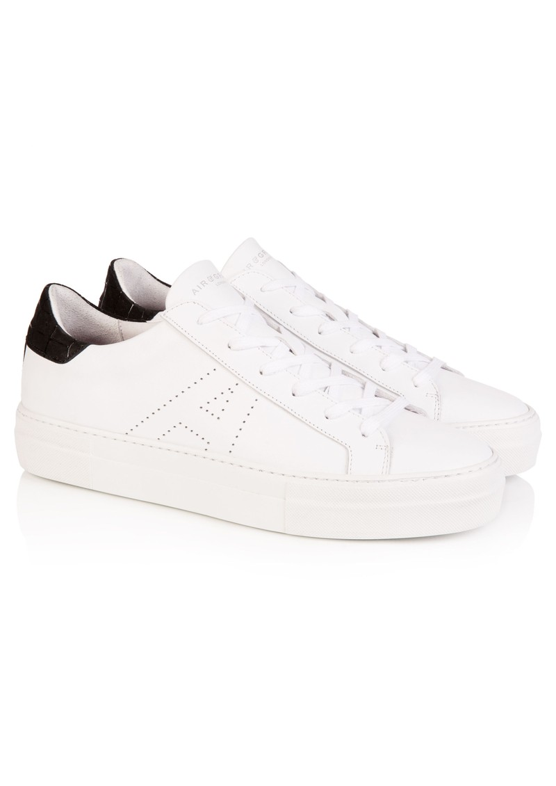 Roxy Trainers - White & Black main image