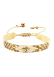MISHKY Peeky Narrow Bracelet -Gold