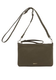 DAY ET Day Bern Cross body Bag - Military Olive