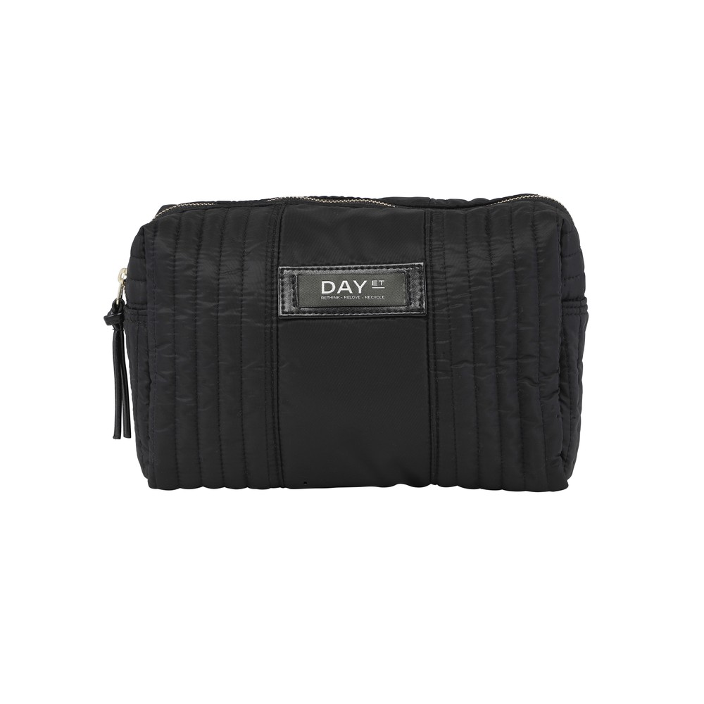 Day Gweneth RE-Q Partial Beauty Bag - Black