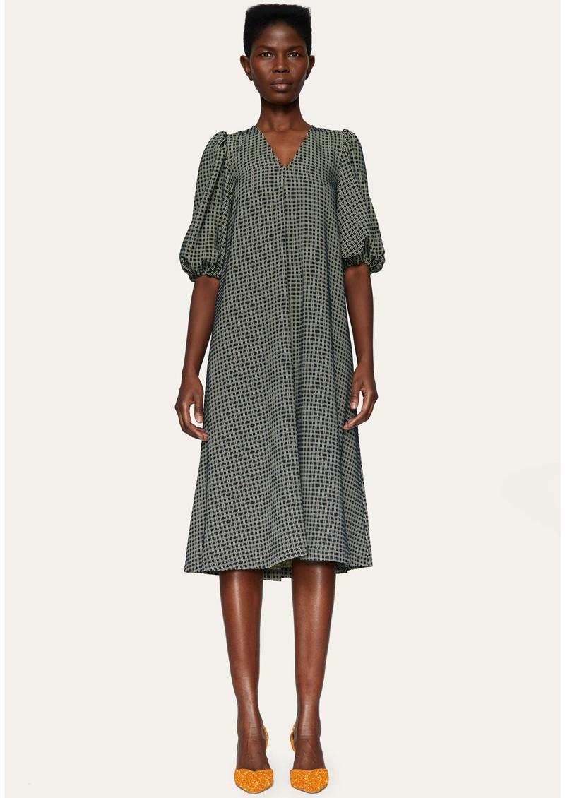 STINE GOYA Mavelin Dress - Grid main image